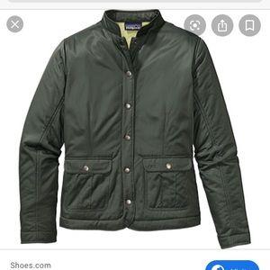 Patagonia Saluki insulated snap jacket